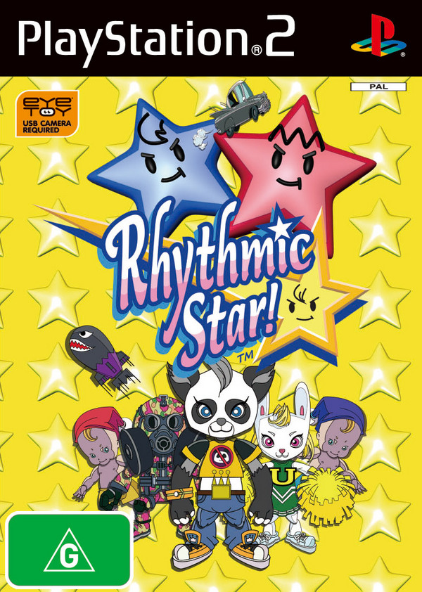 Rhythmic Star! for PlayStation 2 image