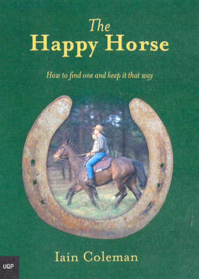The Happy Horse by Iain Coleman image