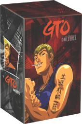 GTO Collection (10 Disc Amaray Case) on DVD