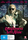 Only Lovers Left Alive on DVD