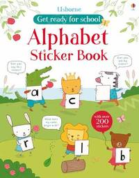 First Letters Sticker Book by Jessica Greenwell