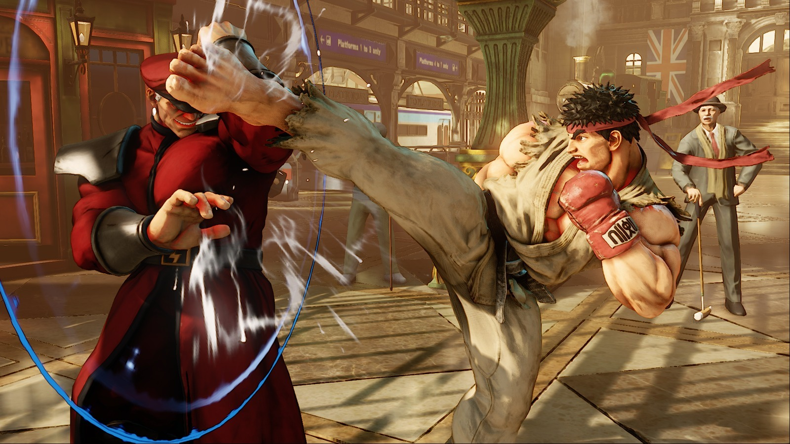 Street Fighter V for PS4 image