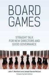 Board Games by John T. Montford
