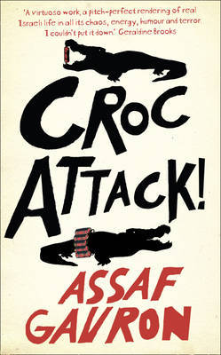 CrocAttack by Assaf Gavron image