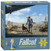 Fallout: 550pc Puzzle - Neighborhood Patrol