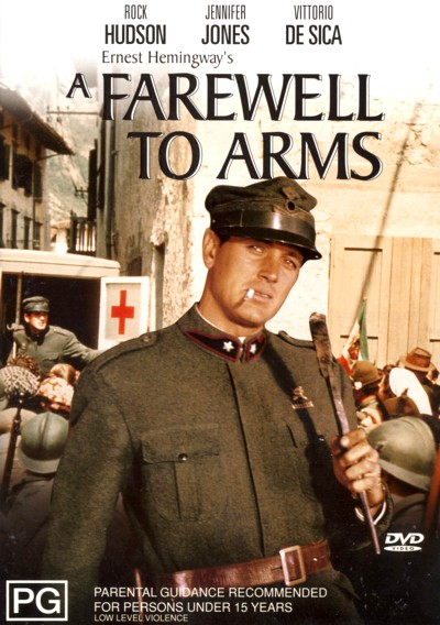 A Farewell To Arms on DVD image