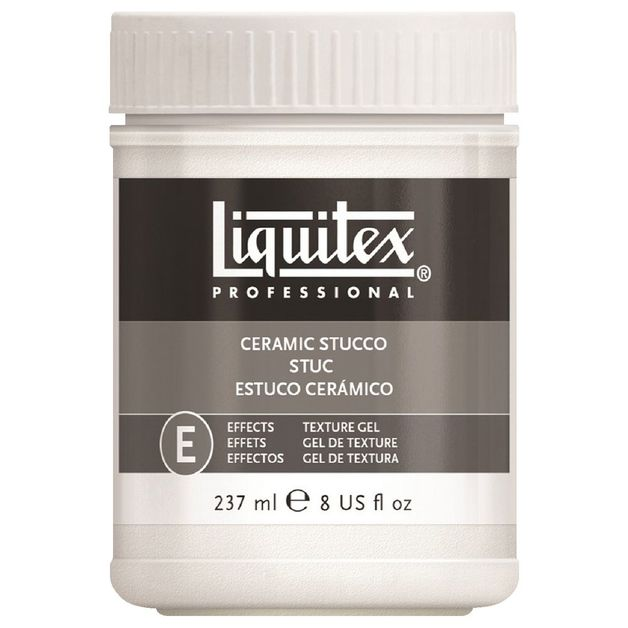 Liquitex: Ceramic Stucco Texture Effects (237ml)
