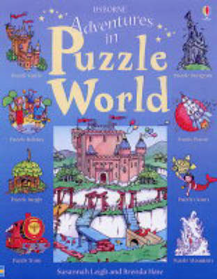 Adventures in Puzzle World image
