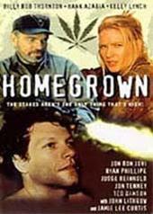 Homegrown on DVD