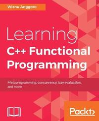 Learning C++ Functional Programming by Wisnu Anggoro image