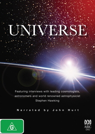 The Universe - Complete Season 1 (4 Disc Set) on DVD