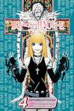 Death Note: 4 by Tsugumi Ohba