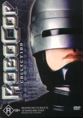 Robocop Trilogy (3 discs) on DVD