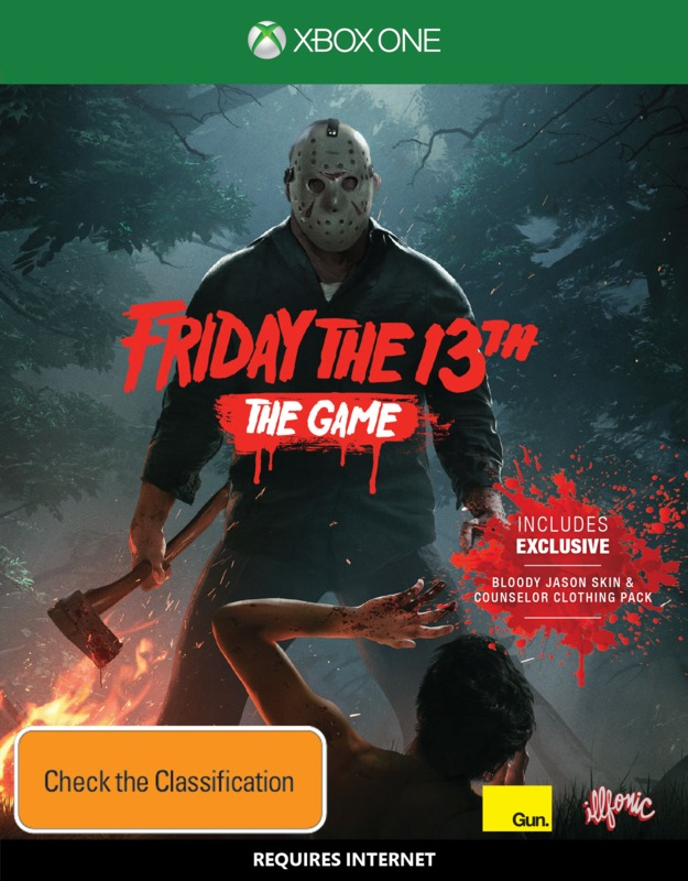 Friday The 13th: The Game for Xbox One
