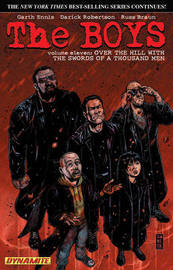 The The Boys: Volume 11 by Garth Ennis