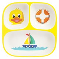 Sunnylife Eco Kids Plate Ducky