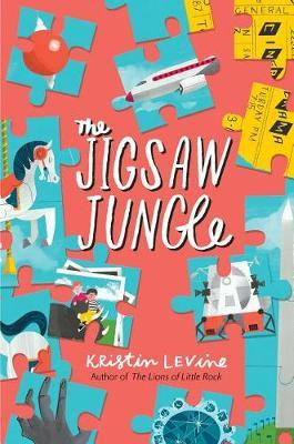 The Jigsaw Jungle by Kristin Levine image