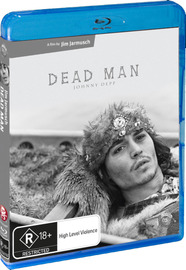 Dead Man on Blu-ray
