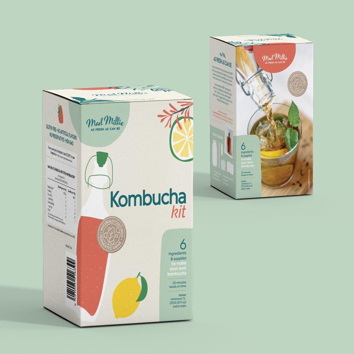 Mad Millie - Kombucha Kit image