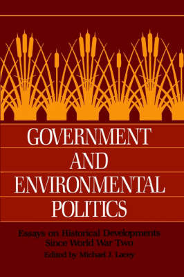 Government and Environmental Politics image