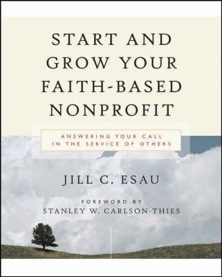 Start and Grow Your Faith-Based Nonprofit by Jill Esau image