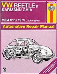 VW Beetle & Karmann Ghia (54 - 79) by Ken Freund image