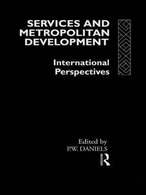 Services and Metropolitan Development
