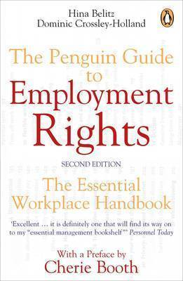 The Penguin Guide to Employment Rights by Hina Belitz image