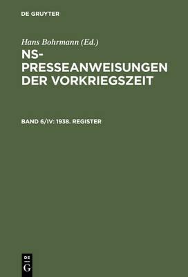 1938. Register