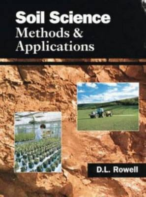 Soil Science by David L. Rowell image