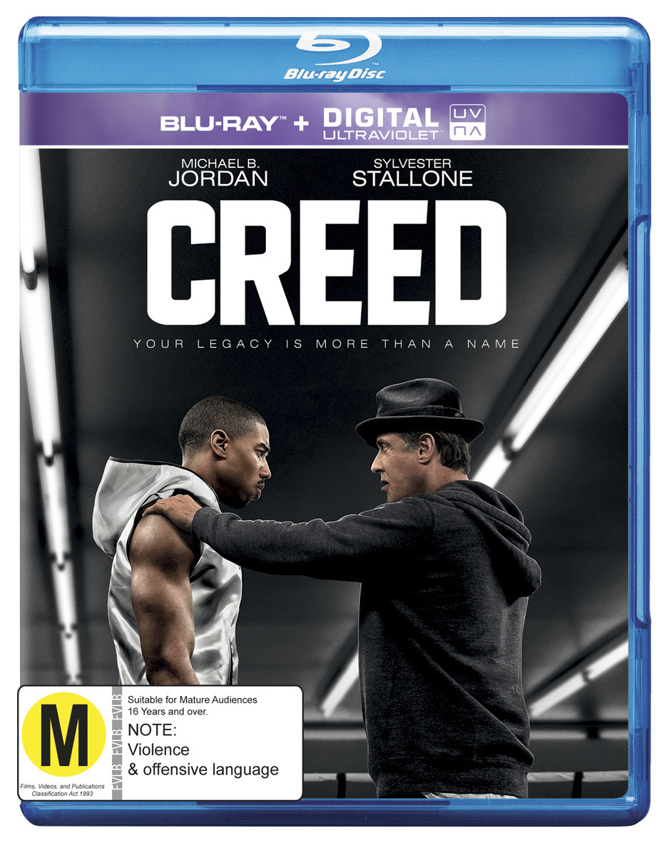Creed on Blu-ray image