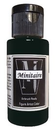 Badger: Minitaire Acrylic Paint - Lurking Moss (30ml)