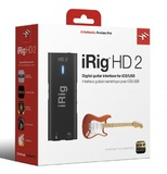 IK - iRig HD2 Digital Guitar Interface