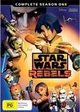 Star Wars Rebels - Season 01 on DVD