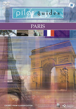 Pilot Guides - Paris on DVD