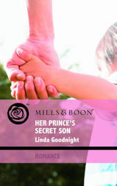 Her Prince's Secret Son by Linda Goodnight image