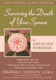 Surviving the Death of Your Spouse by Deborah Levinson image