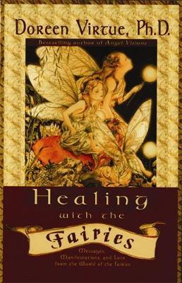 Healing With The Fairies by Doreen Virtue image