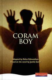 Coram Boy - Heinemann Plays for 11-14 by Helen Edmundson image