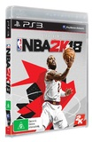 NBA 2K18 for PS3