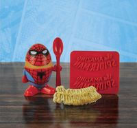 Marvel Comics: Spiderman Egg Cup