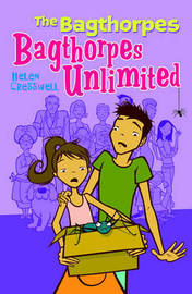 Bagthorpes Unlimited by Helen Cresswell image