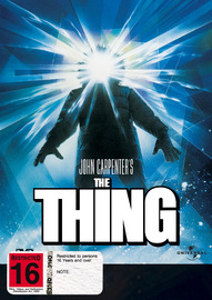 The Thing on DVD image