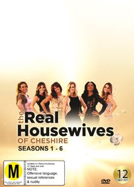 The Real Housewives Of Cheshire Seasons 1-6 on DVD