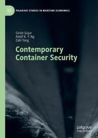 Contemporary Container Security by Girish Gujar