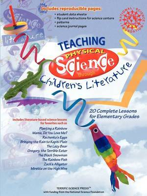 Teaching Physical Science Through Children's Literature by Susan Enid Gertz image