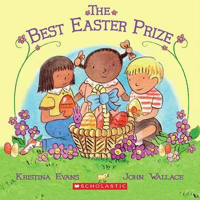 The Best Easter Prize by Kristina Evans Collier image