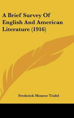 survey of american literature i