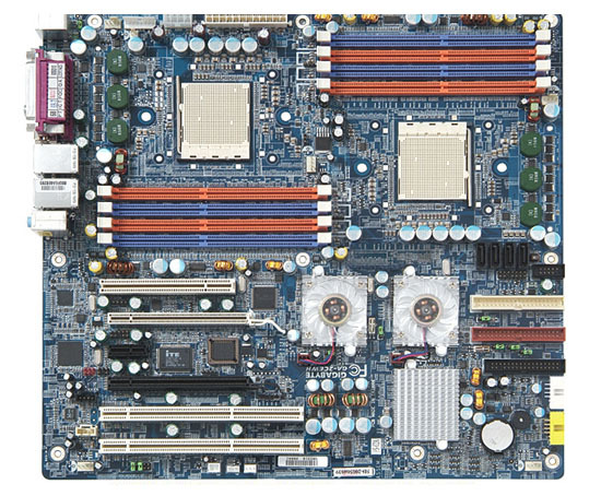 Gigabyte Motherboard AMD Server/Workstation Dual Skt 940 GA-2CEWH
