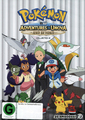 Pokemon Black & White: Adventures in Unova and Beyond - Collection 2 on DVD